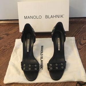 Manolo Blahnik Stasi Sandals